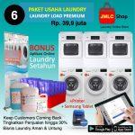 Paket Usaha Laundry JMLC6